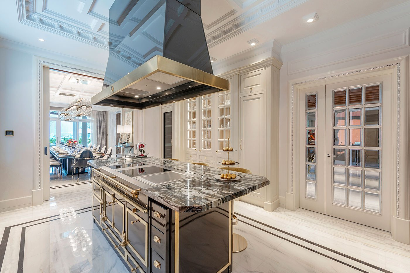 luxury club villa photography dubai