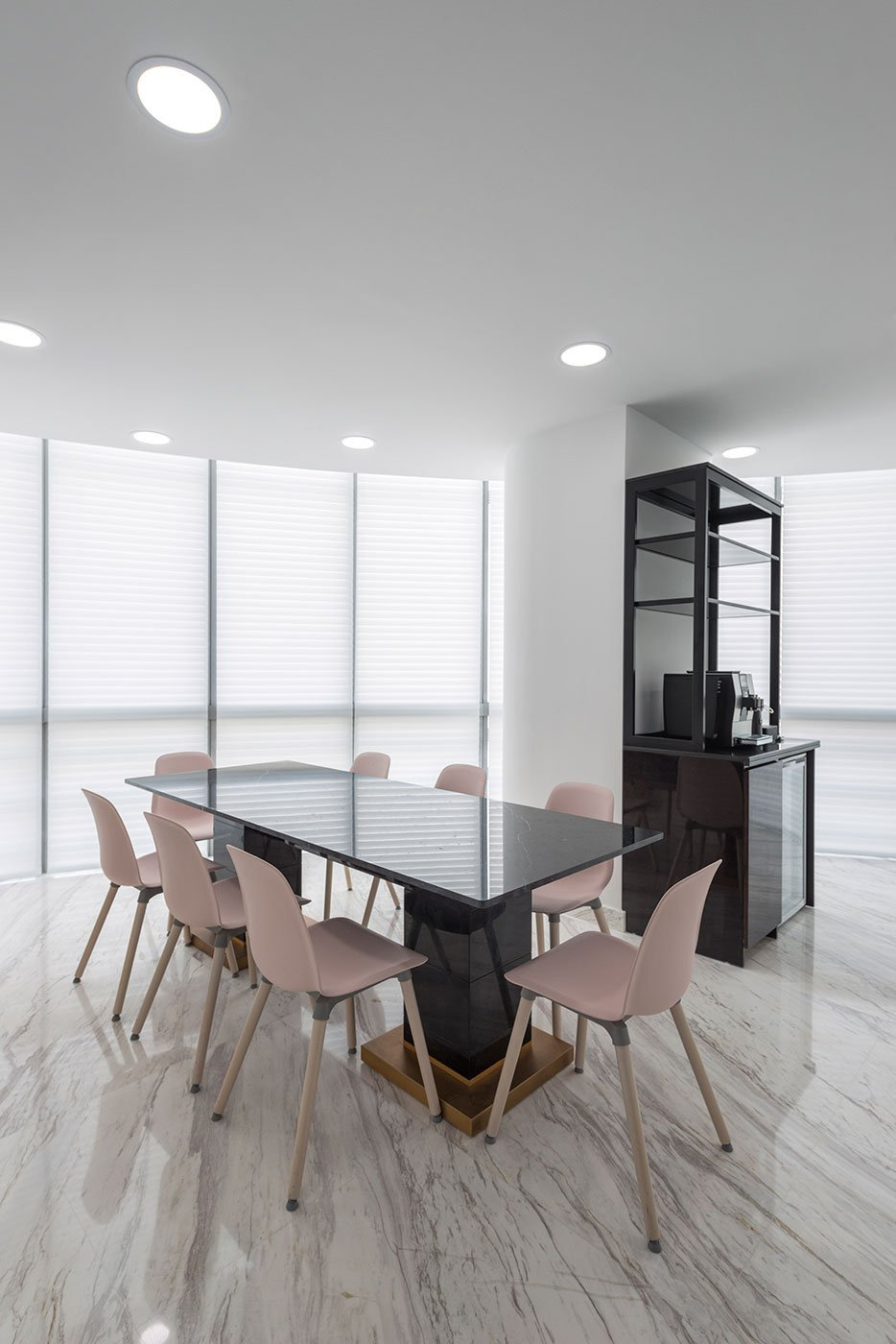 office fit out interior photography
