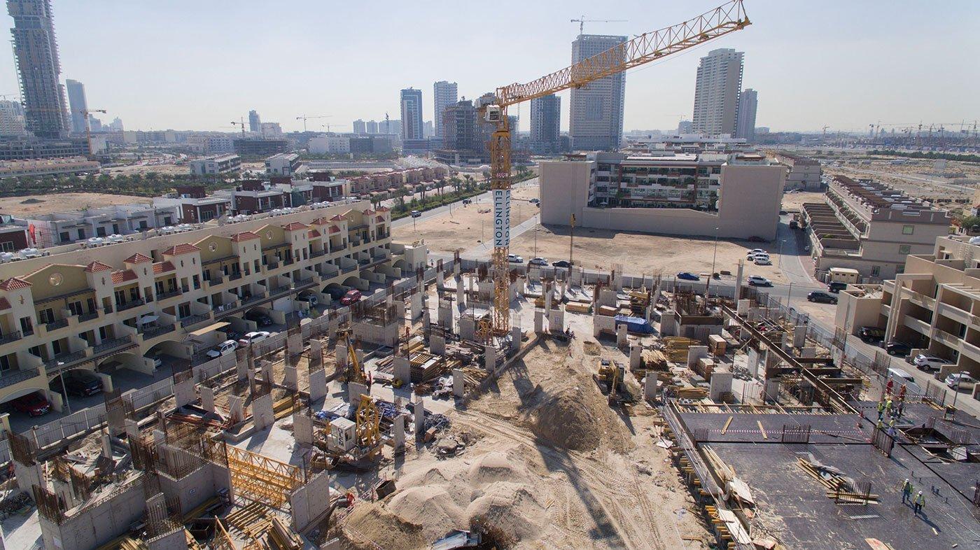 construction photography dubai