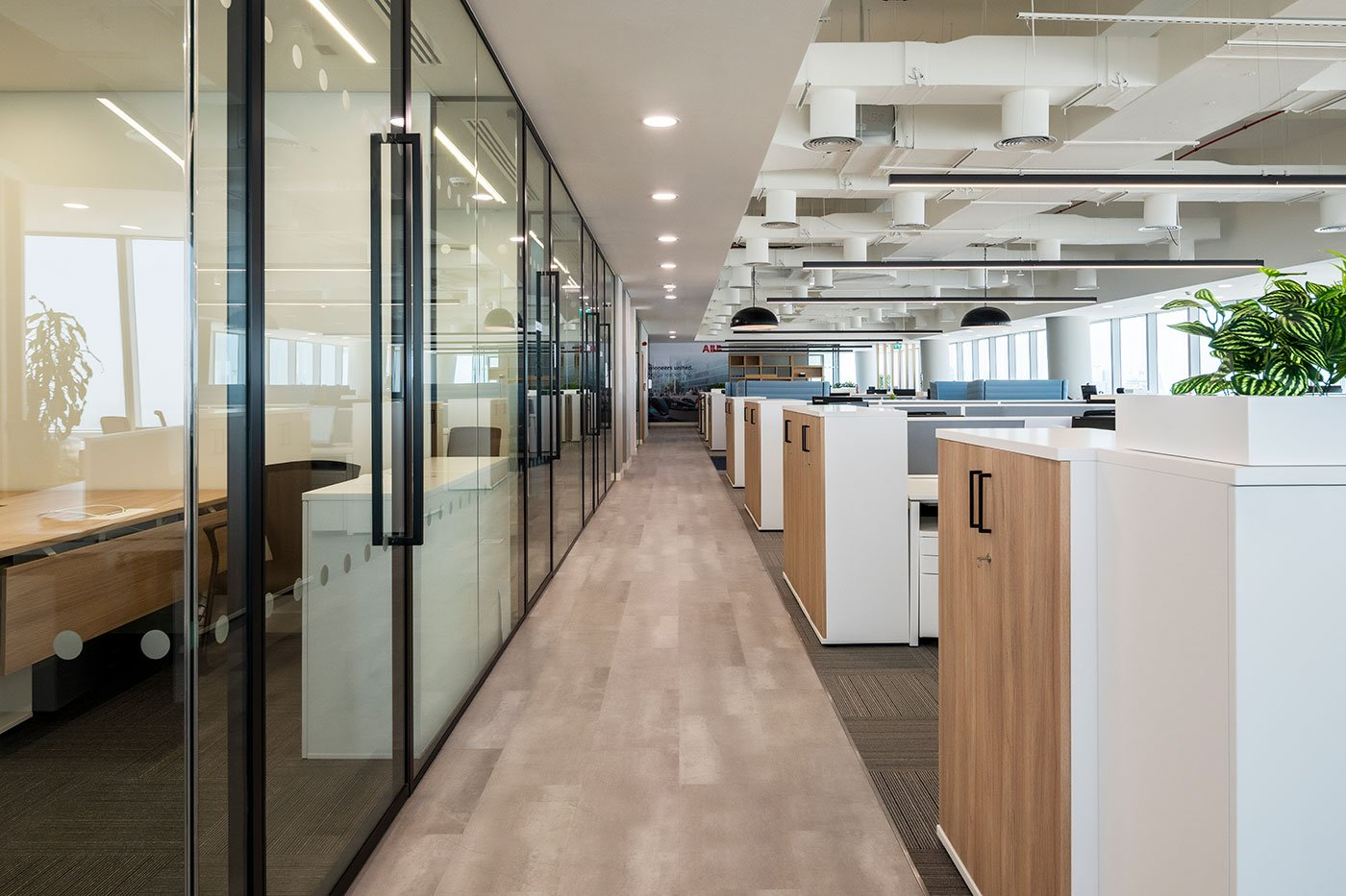 office interior fitout