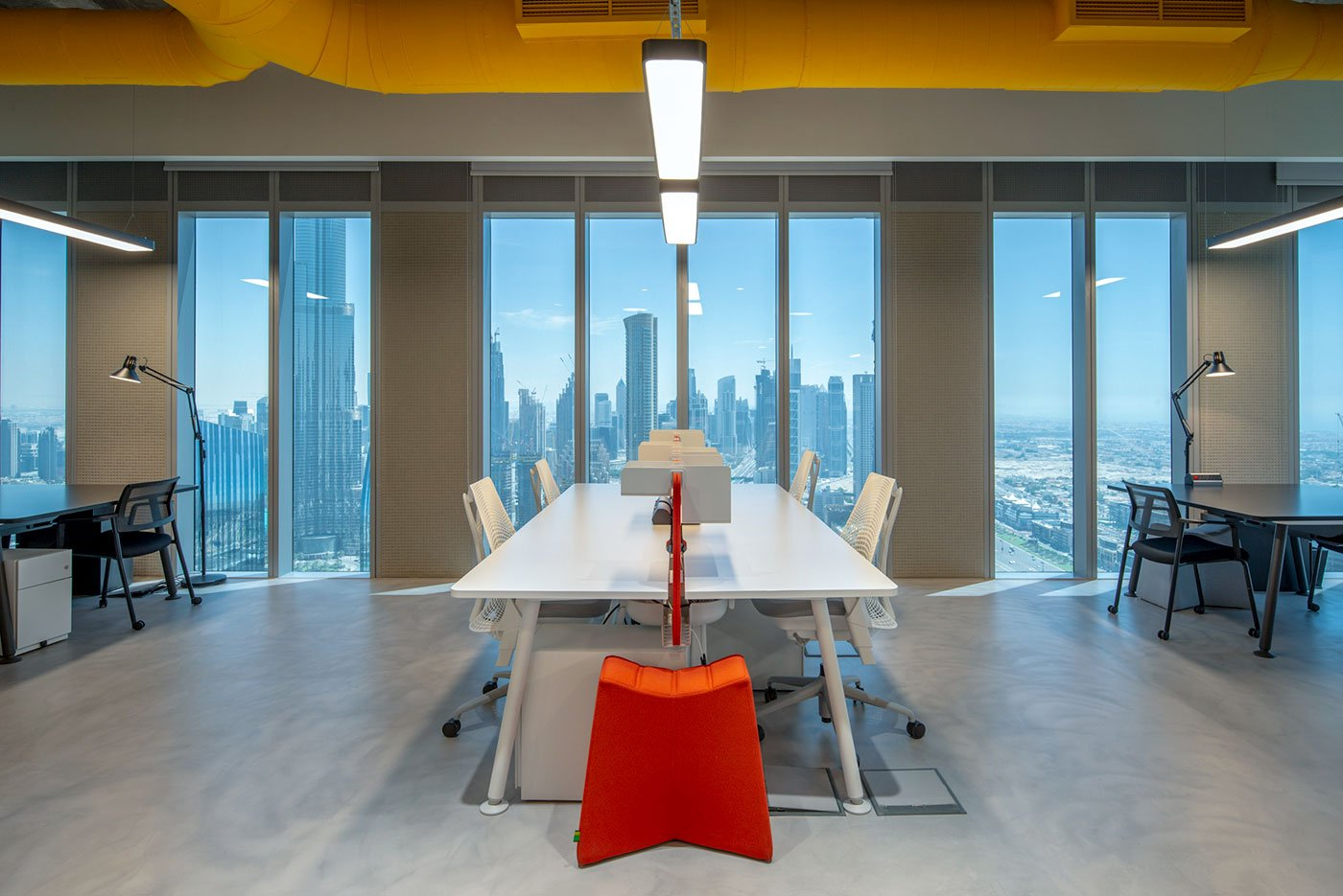 office interior photography