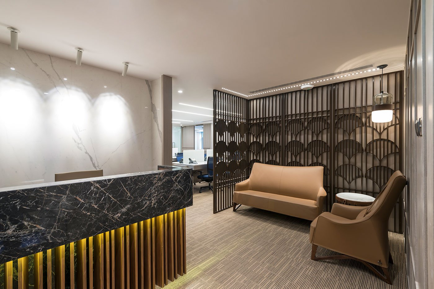 fit-out interior photography