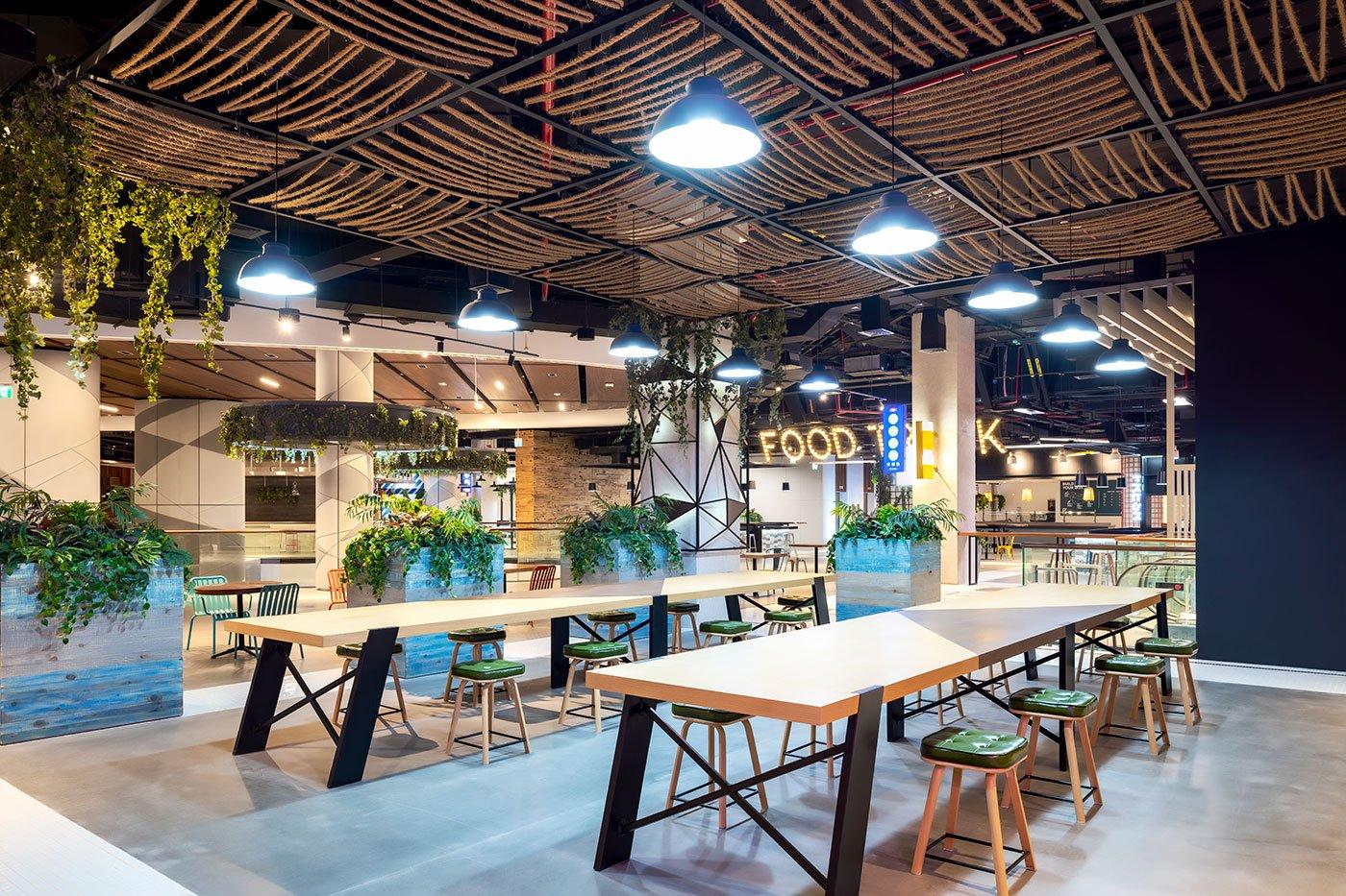food court photographer